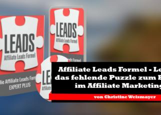 Affiliate Leads Formel