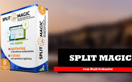 WordPress PlugIn SplitMagic