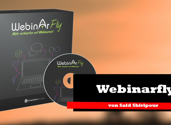 WordPress PlugIn WebinarFly